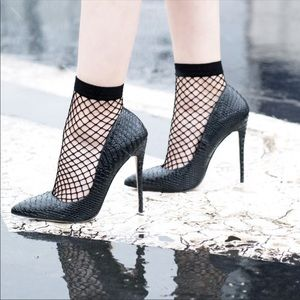 Accessories - LAST 1! Ankle Fishnet Socks. 1 for $8 or 2 for $12